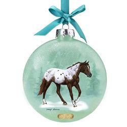 Breyer Appaloosa Ornament