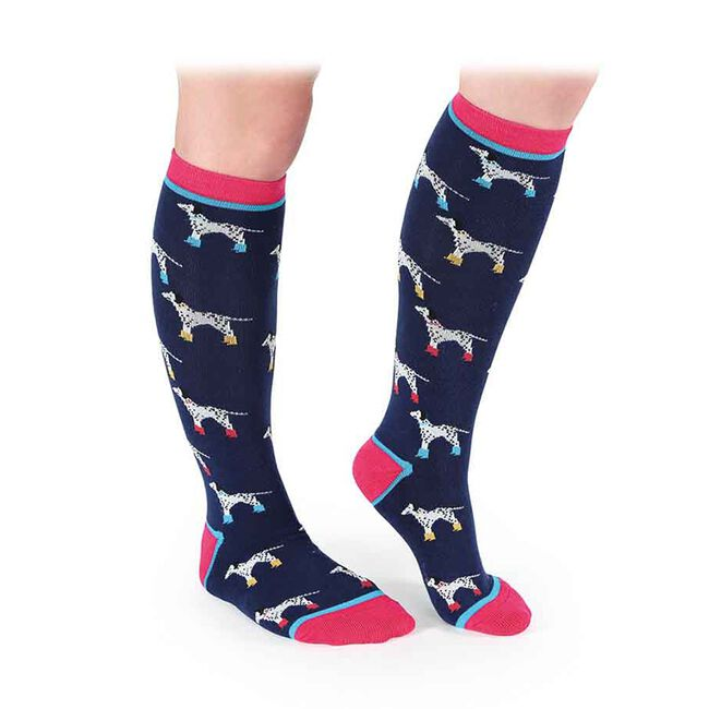 Shires Everyday Women's Sock - Dalmation image number null