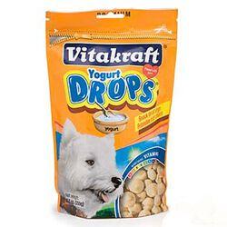 Vitakraft Yogurt Drops For Dogs