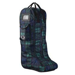 Centaur Classic Plaid Boot Bag