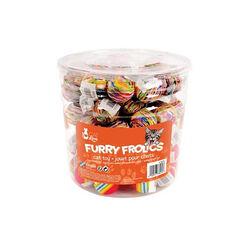 Hagen Cat Love Furry Frolics Cat Toy Foam Ball