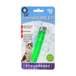 Pet QWerks Cat IncrediBubbles™ with CATNIP Infused