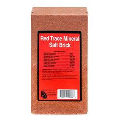 Roto Red Trace Mineral Salt Block