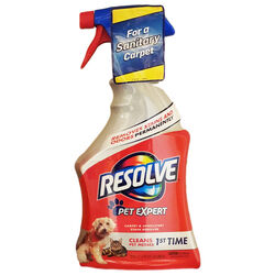 Resolve Pet Stain Remover for Carpet