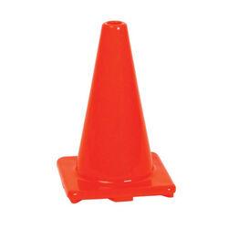 Hy-Ko Round Orange Safety Cone 12 Inch
