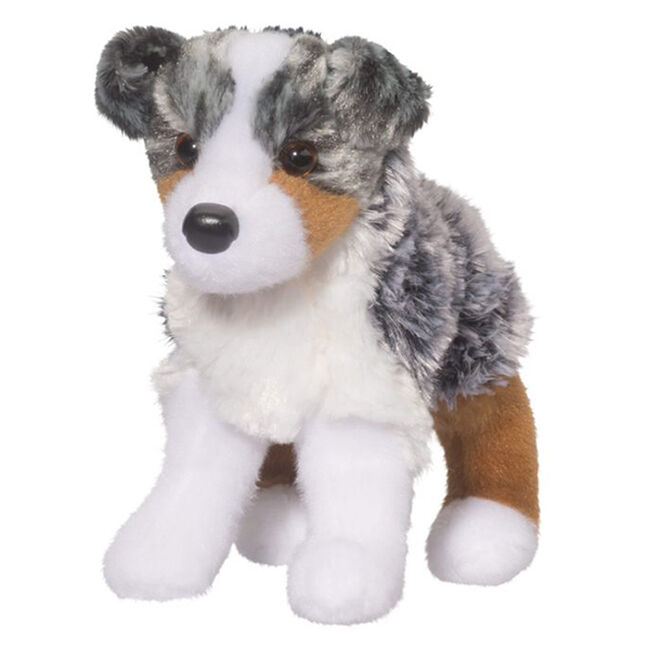 Douglas Steward Australian Shepherd Plush Toy image number null