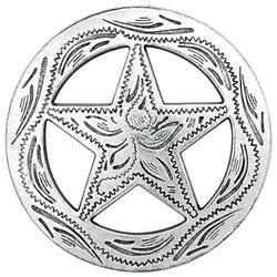 Weaver Star Concho