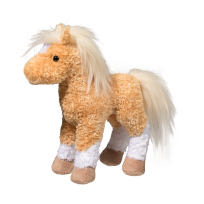 Buttermilk Pal Horse Plush Toy image number null