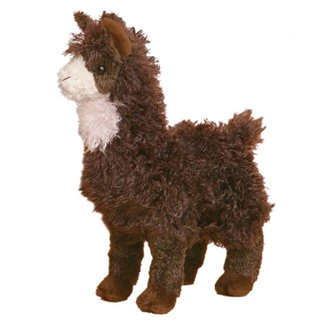 Douglas Choco Llama Plush Toy image number null