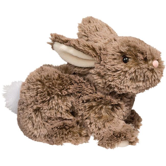 Douglas Taylor Mocha Bunny Plush Toy image number null