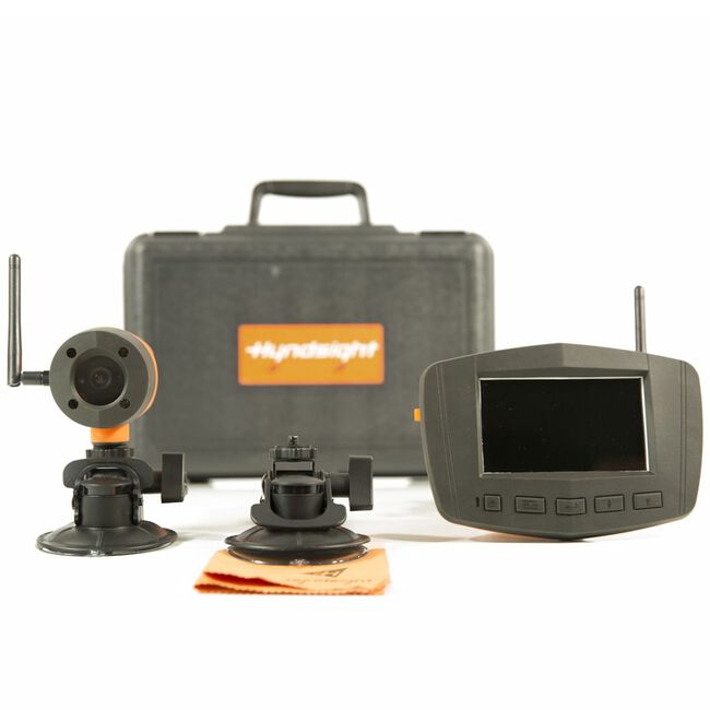 Hindsight Vision Systems Journey Kit Wide Angle - Wire-free Camera and Monitoring System image number null