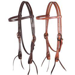 Cashel Martin Saddlery Browband Skirting Headstall