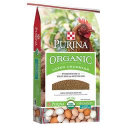 Purina Organic Layer Crumbles