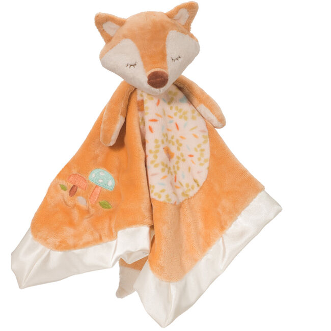Douglas Fox Lil' Snuggler Plush Toy image number null