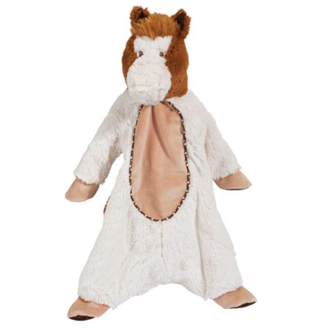 Douglas Cream Horse Sshlumpie Plush Toy image number null