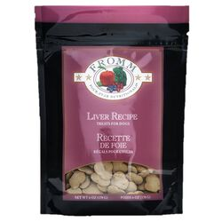 Fromm Four Star Liver Dog Treats