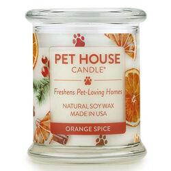 Pet House Candle - Orange Spice
