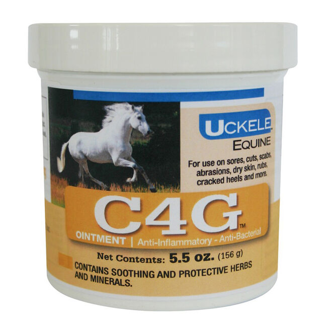 Uckele C4G-Ointment image number null