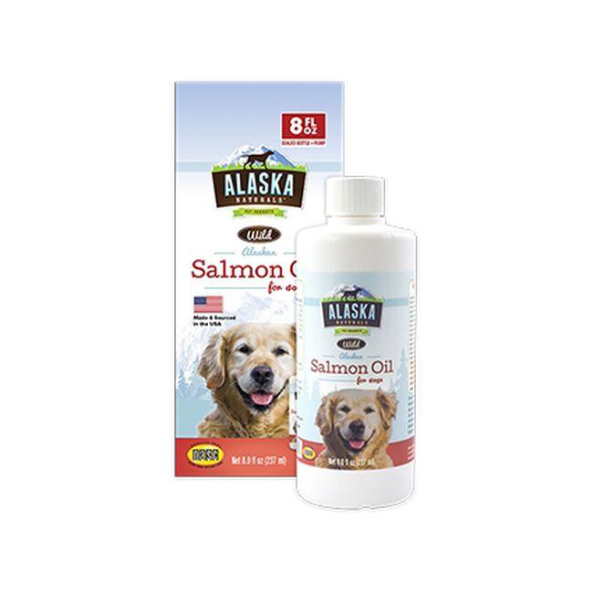 Alaska Naturals Wild Alaska Salmon Oil for Dogs image number null