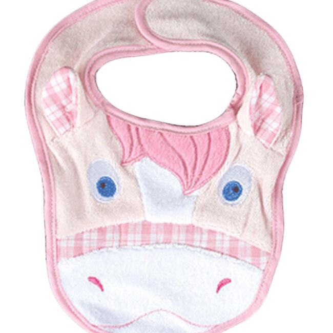 Jacks Horsey Baby Bib image number null