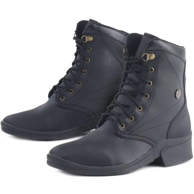 Ovation Women's Glacier Paddock Boot - Black image number null