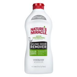Nature's Miracle No Scent Skunk Odor Remover
