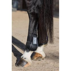 Professional's Choice Pro Performance Show Jump Hind Boots Black