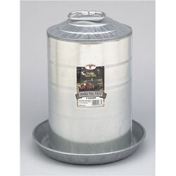Little Giant 3 Gallon Double Wall Poultry Waterer