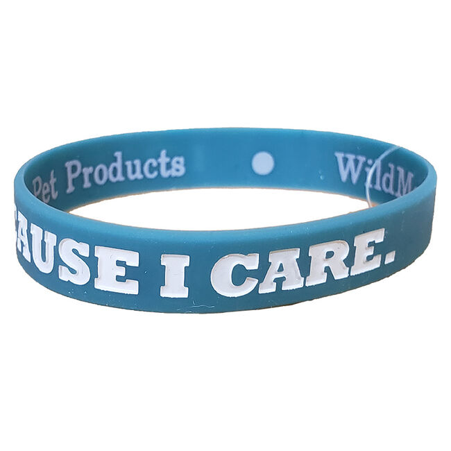 """Wild Meadow Farms Fur Baby Bands """"""""I Bark Because I Care"""""""""""" image number null"""