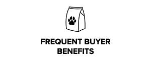 Frequent Buyer Benefits
